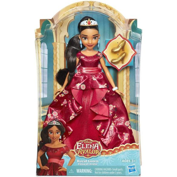 Disney Papusa Elena din Avalor in Rochie de Gala 7