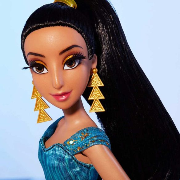 Disney Style Papusa de Colectie Jasmine 5.