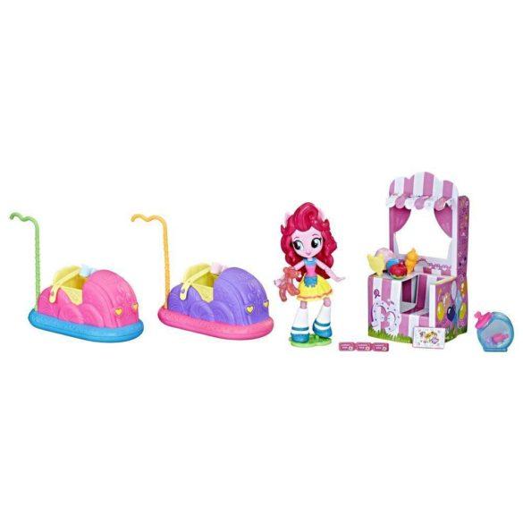 Figurina My Little Pony Pinkie Pie in Parcul de Distractii