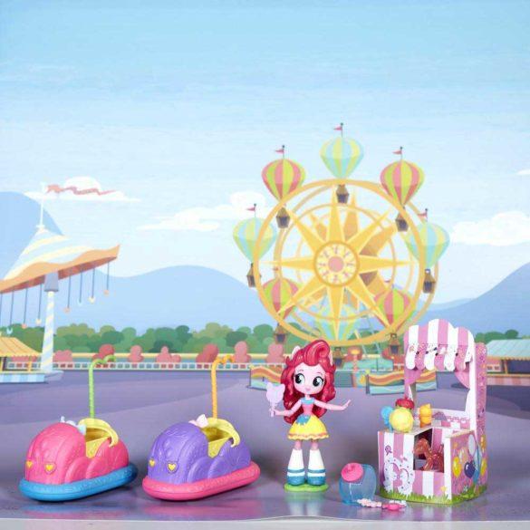 Figurina My Little Pony Pinkie Pie in Parcul de Distractii 2