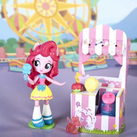 Figurina My Little Pony Pinkie Pie in Parcul de Distractii 3
