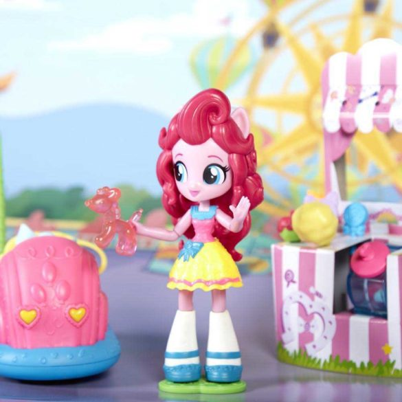 Figurina My Little Pony Pinkie Pie in Parcul de Distractii 6