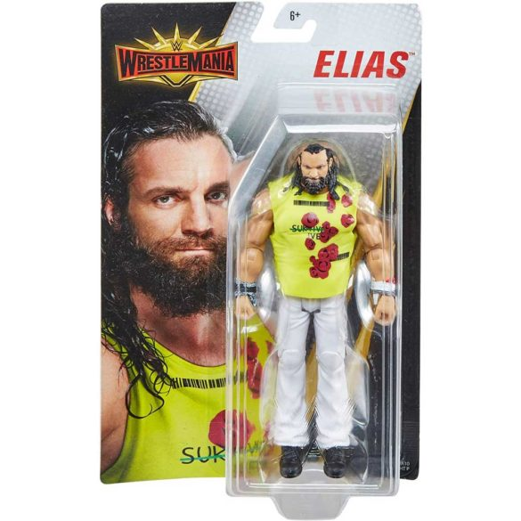 Figurina de Actiune WWE Elias 4