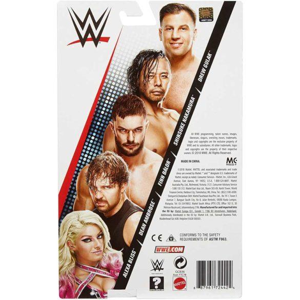 Figurina de Actiune WWE Finn Balor ROSU 5