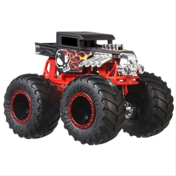 Masinuta Hot Wheels Monster Trucks - Bone Shaker