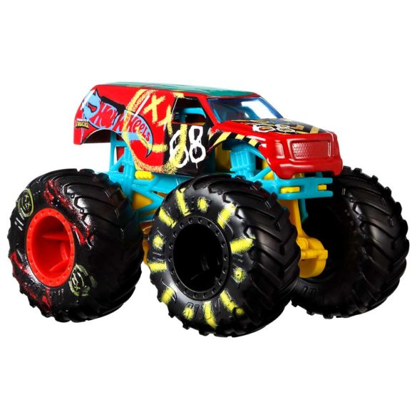 Masinuta Hot Wheels Monster Trucks - Dem Derby