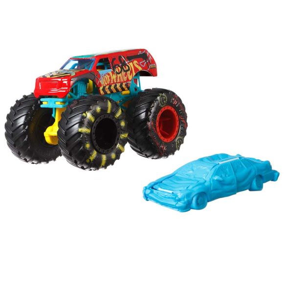 Masinuta Hot Wheels Monster Trucks Dem Derby 3