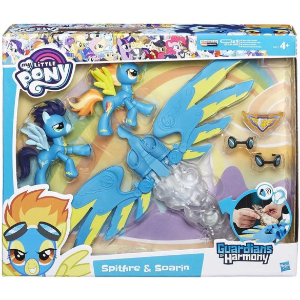 My Little Pony Guardians of Harmony Sonic Boom 2