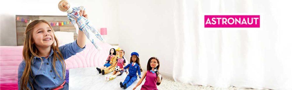 Papusa Barbie Astronaut