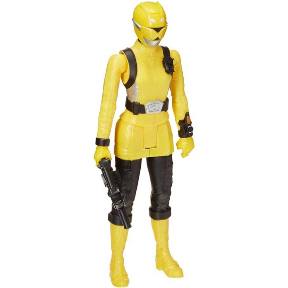 Power Rangers Figurina Ranger Galben 30 cm 2