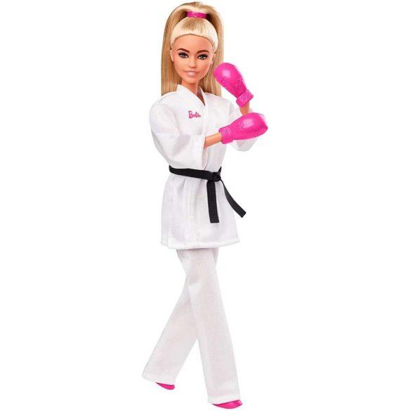 Tokyo 2020 Papusa Barbie Campioana la Karate