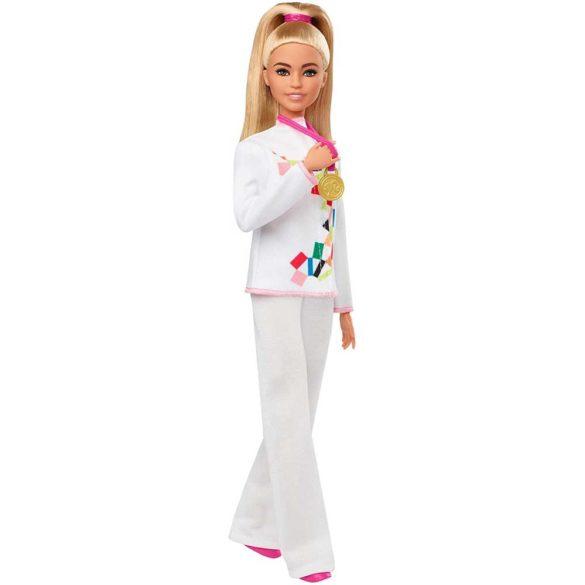 Tokyo 2020 Papusa Barbie Campioana la Karate 3