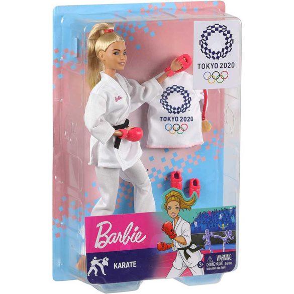 Tokyo 2020 Papusa Barbie Campioana la Karate 4