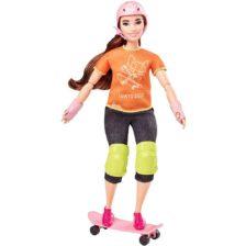 Tokyo 2020 Papusa Barbie Campioana la Skateboard
