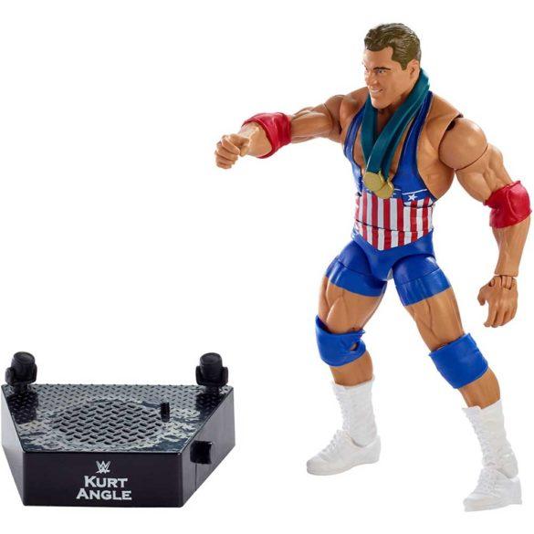 WWE Colectia Intrarea in Ring Figurina Kurt Angle 2