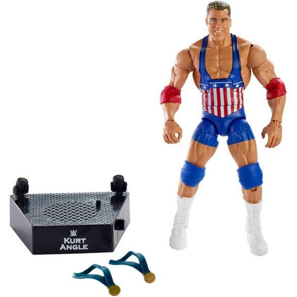 WWE Colectia Intrarea in Ring Figurina Kurt Angle 4