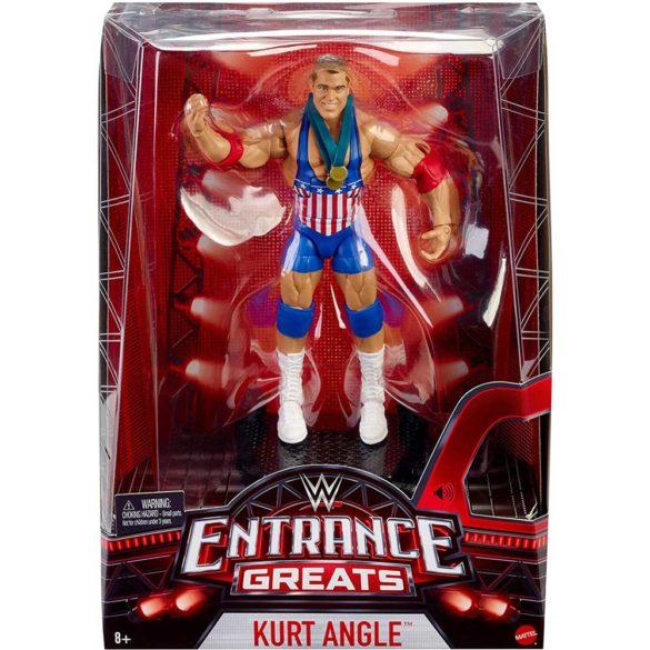 WWE Colectia Intrarea in Ring Figurina Kurt Angle 5