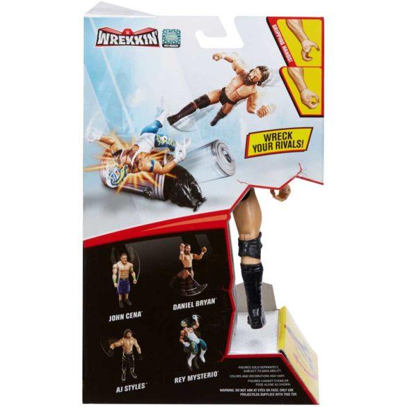 WWE Figurina Daniel Bryan Colectia Wrekkin Cu Accesoriu 5