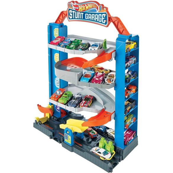 Hot Wheels Stunt Garage GNL70 5