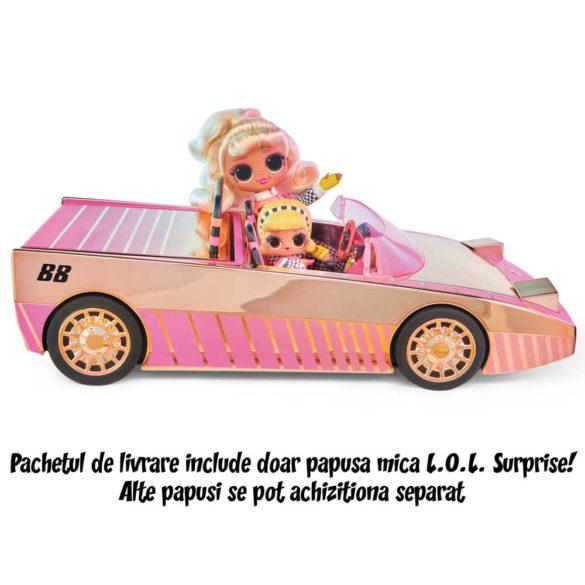 L.O.L. Surprise Set Papusa si Masina Decapotabila 2