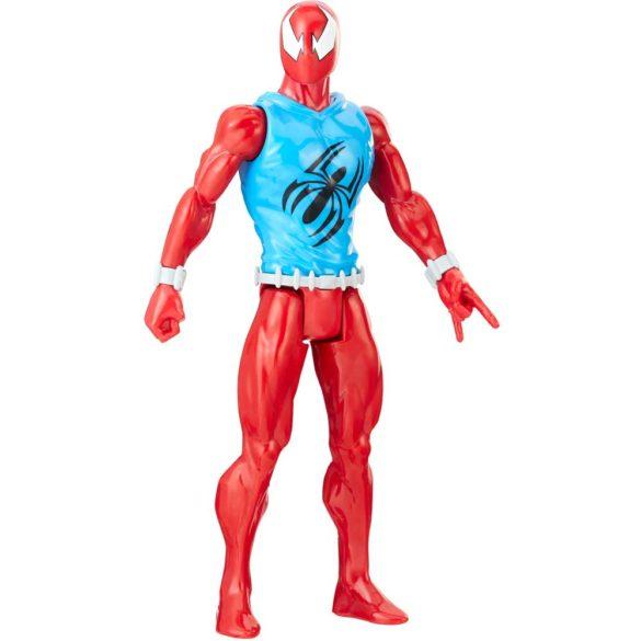 Marvel Colectia Eroul Titan Figurina Scarlet Spider 30cm