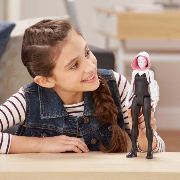Marvel Colectia Eroul Titan Figurina Spider Gwen 30cm 3