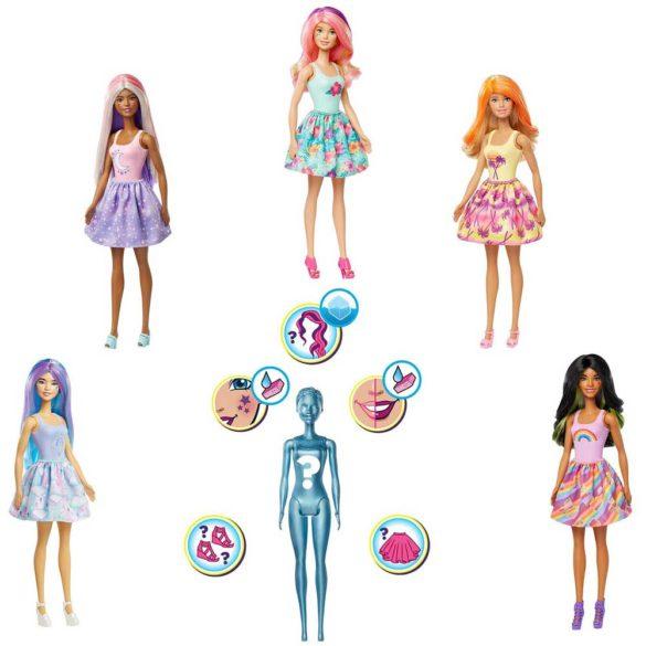 Papusa Barbie Color Reveal Seria 3 2