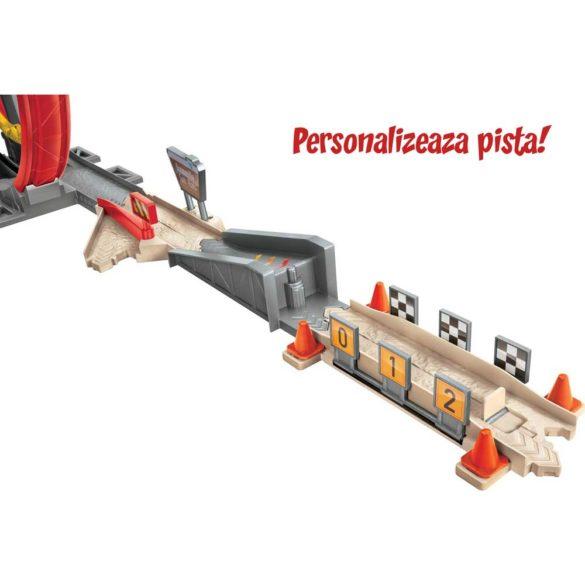 Pista Mattel Cars XRS Rocket Racer 3