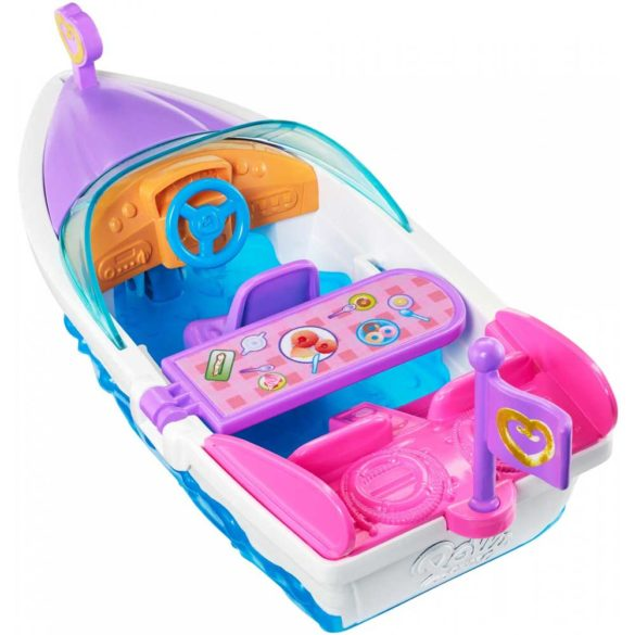 Polly Pocket Set Aventuri in Barca alaturi de Polly 3