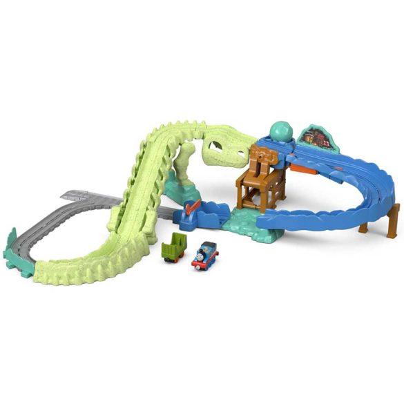 Set de joaca Fisher-Price Thomas si Prietenii Dino-Blast