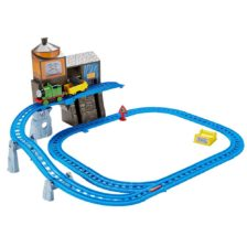 Thomas & Friends Pista Motorizata Percy's Load & Lift
