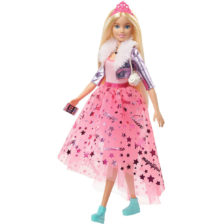 Barbie Aventurile Printeselor Papusa Barbie