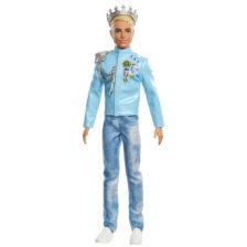 Barbie Aventurile Printeselor Papusa Ken Print