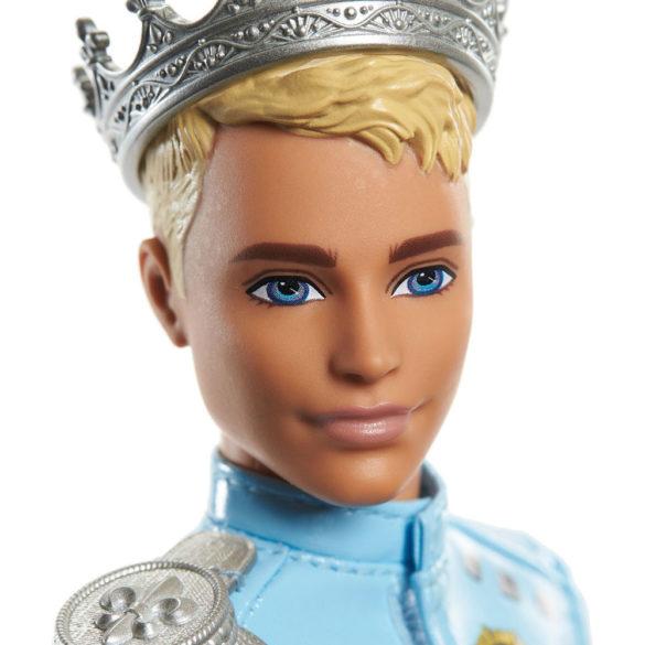 Barbie Aventurile Printeselor Papusa Ken Print 3