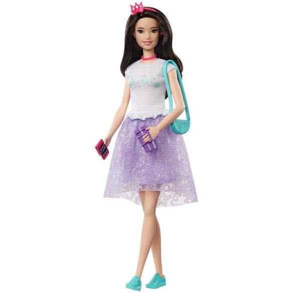 Barbie Aventurile Printeselor Papusa Renee