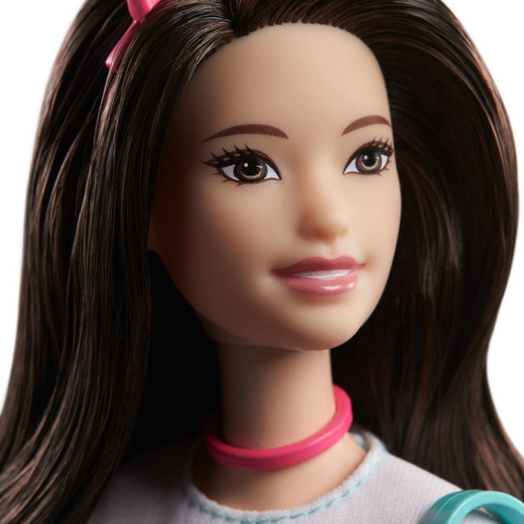 Barbie Aventurile Printeselor Papusa Renee 3