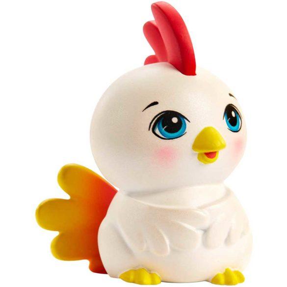 Enchantimals Papusa Redward Rooster Figurina Cluck 5
