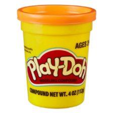 Hasbro Plastilina Play Doh in Cutiuta Portocaliu