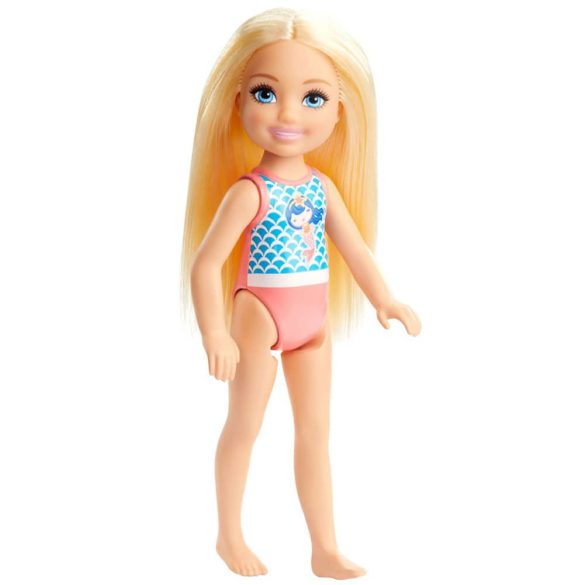 Barbie Club Chelsea Papusica la Plaja Model 4