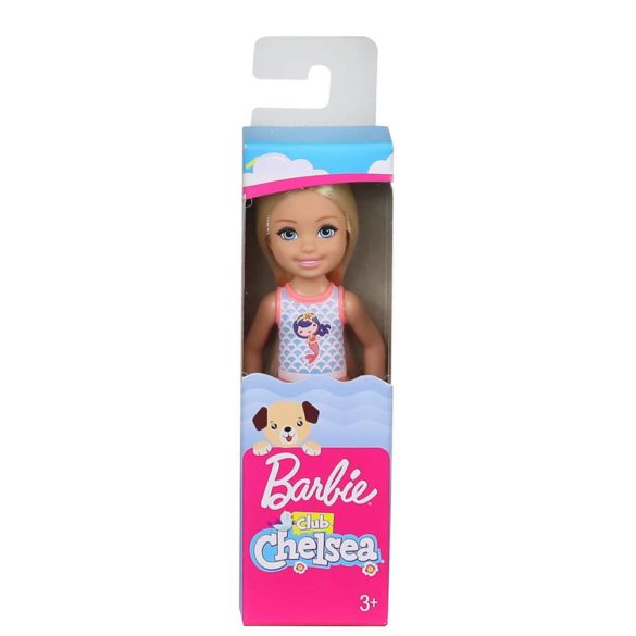 Barbie Club Chelsea Papusica la Plaja Model 4 4
