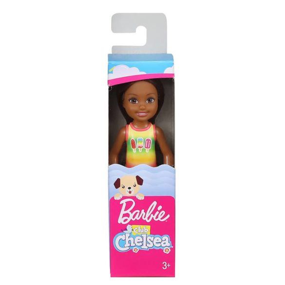 Barbie Club Chelsea Papusica la Plaja Model 5 5