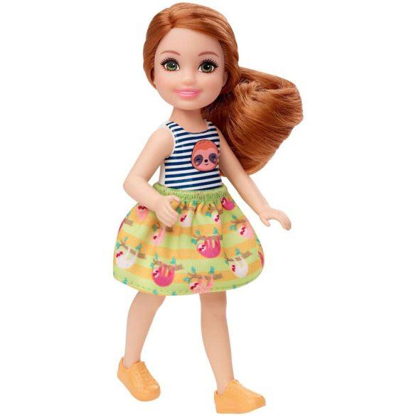 Barbie si Clubul Fluturasilor Papusa Chelsea cu Dungi