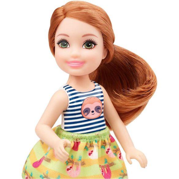 Barbie si Clubul Fluturasilor Papusa Chelsea cu Dungi 3