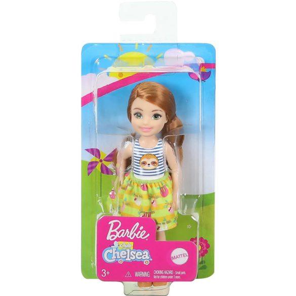 Barbie si Clubul Fluturasilor Papusa Chelsea cu Dungi 6