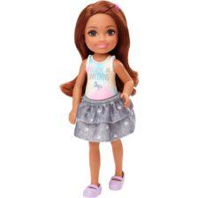 Barbie si Clubul Fluturasilor Papusa Chelsea cu Unicorn