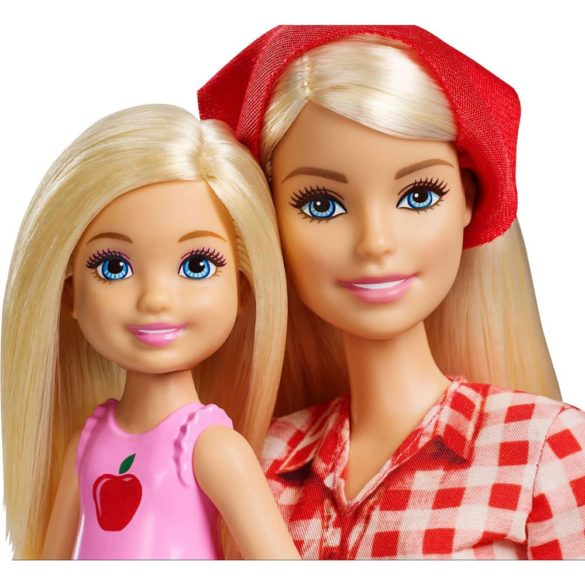Barbie si Ferma de Vis Papusa Chelsea si Accesorii 5