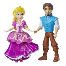 Disney Royal Clips Figurinele Rapunzel si Eugene