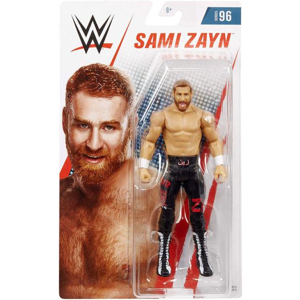 Figurina de Actiune WWE Sami Zayn 5