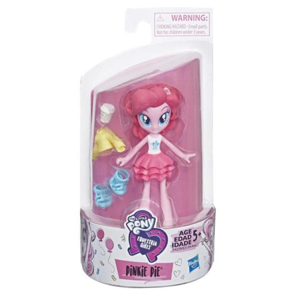 My Little Pony Fashion Squad Papusa Pinkie Pie 2