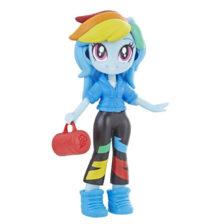 My Little Pony Fashion Squad Papusa Rainbow Dash